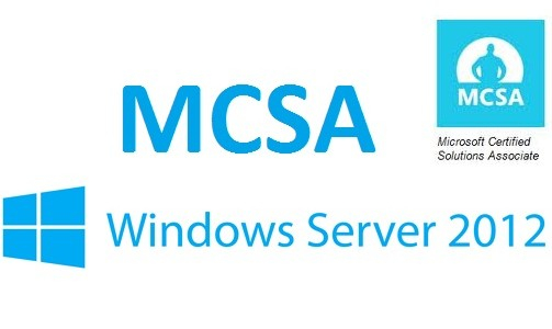 MCSA Windows Server 2012